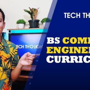 BS Computer Engineering Curriculum Tech Thought