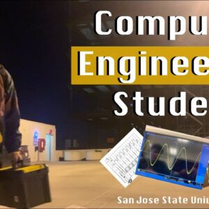 Day in the Life as a Computer Engineering Student