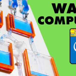 I Made A Water Computer And It Actually Works