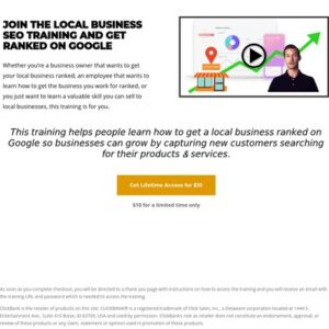 Local Business Seo Get Ranked Guarantee 60 Commission