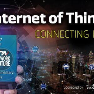 The Internet of Things Connecting it All Network of