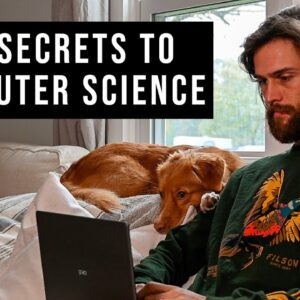 What You Need to Succeed in Computer Science