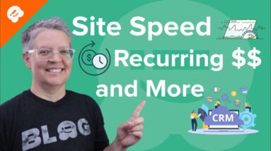Add Recurring Payments, Improve Site Speed, And Connect to Salesforce