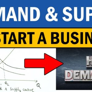 Demand and Supply to Start a Business in 2021