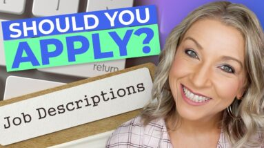 How to Know You Are Qualified for a Job | Job Search Tips