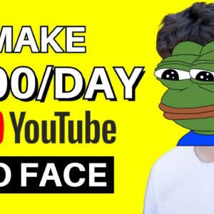 How To Make Money on YouTube Without Showing Your Face