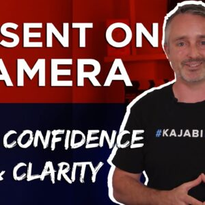 How to Present On Camera (for more engaging YouTube videos)
