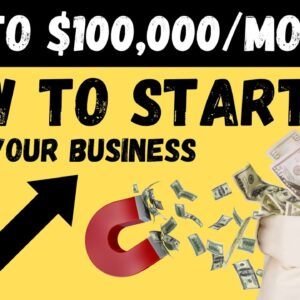 How to Start and Grow Your Business To The Next Level