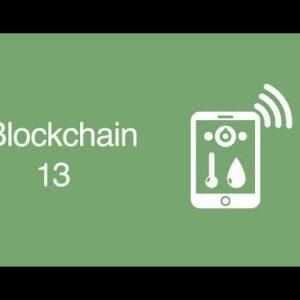 Blockchain amp Internet of Things