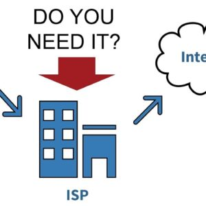Do you really need an ISP Tech Man Pat