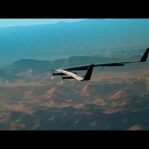 Facebook launches its unmanned solar powered internet service provider