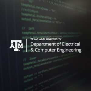 The Department of Electrical amp Computer Engineering
