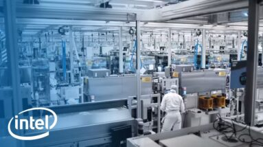 Transform Manufacturing with the Internet of Things Intel