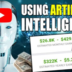 How To Use AI Content Creator Tools To Make Money On YouTube   Done Within Minutes!