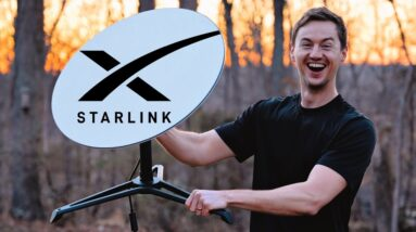 Starlink Review FAST Internet from Space