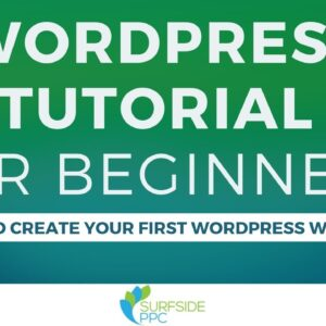 WordPress Tutorial for Beginners 2020 How to Create Your