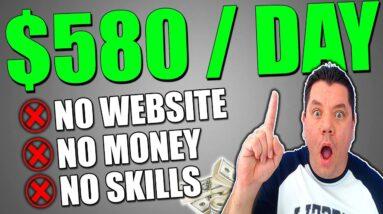 Make Money Online with No Money, No Skills, No Website ( START TODAY )